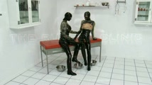 Black Rubber Piss Lovers